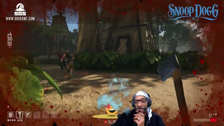 SOS Multiplayer Survival Game Snoop Dogg