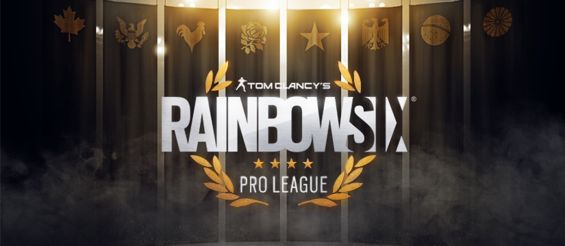 Tom Clancy's Rainbow Six Pro League Title