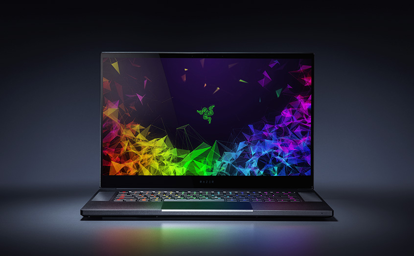 Razer Blade 15.6 gaming laptop Title