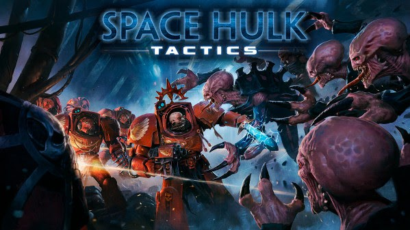 Space Hulk: Tactics Gameplay Title
