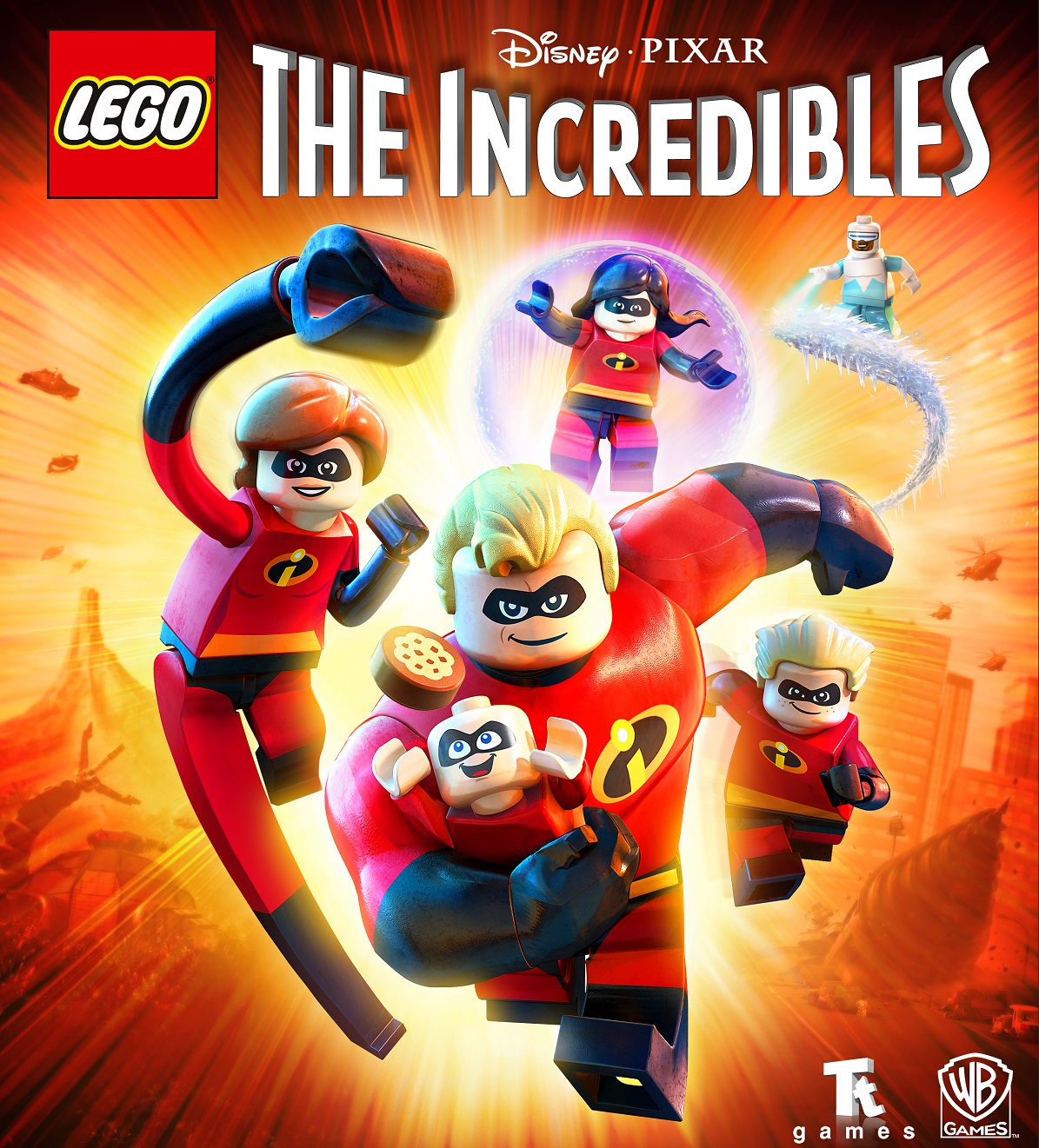 Incredibles Gameplay Title