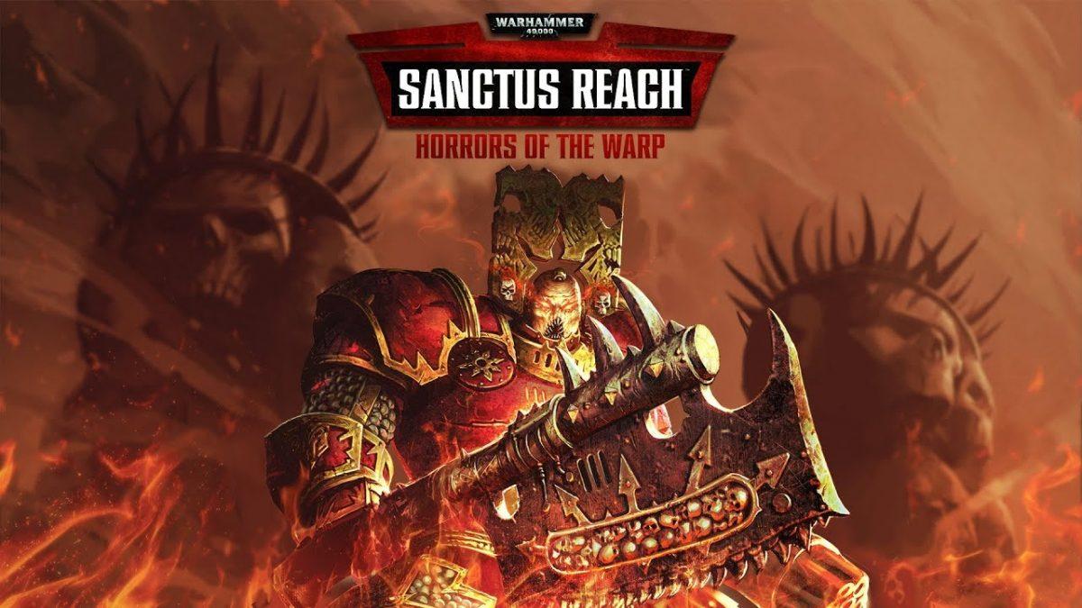 Warhammer 40,000: Sanctus Reach Title