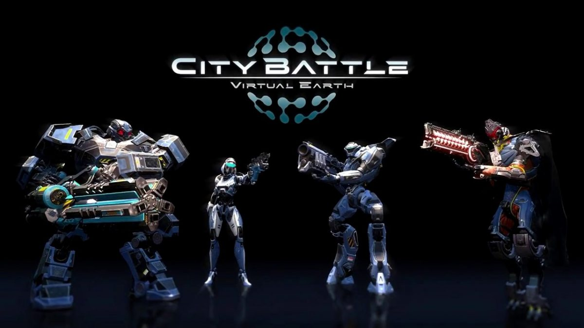CityBattle Virtual Earth MMOFPS Title