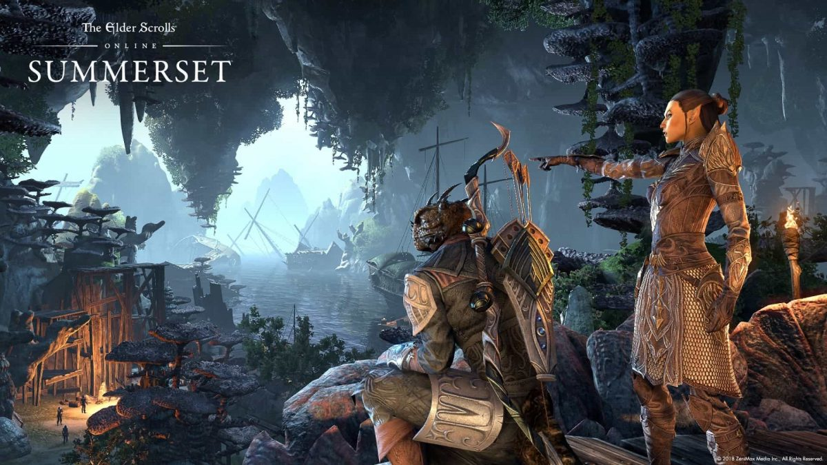 Elder Scrolls Online: Summerset Title