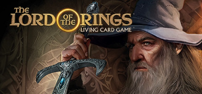 Lord of the Rings: Living Card Game Title