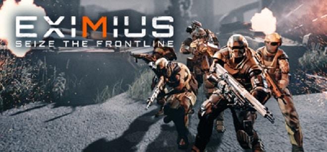 Eximius: Seize The Frontline Closed Beta Title