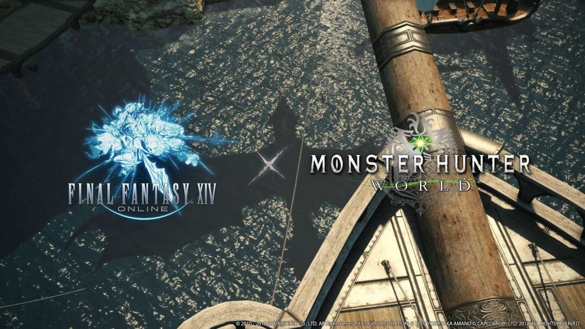 Monster Hunter: World Collaboration Title