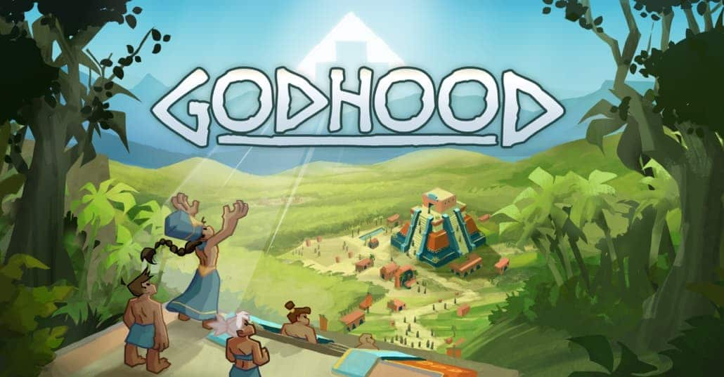 Godhood Game Title