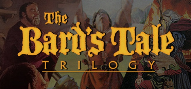 Bard's Tale Trilogy Remastered Title