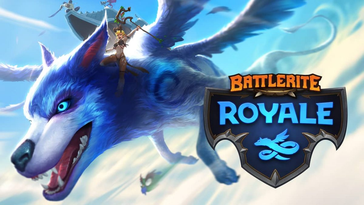 Battlerite Royale Early Access Title