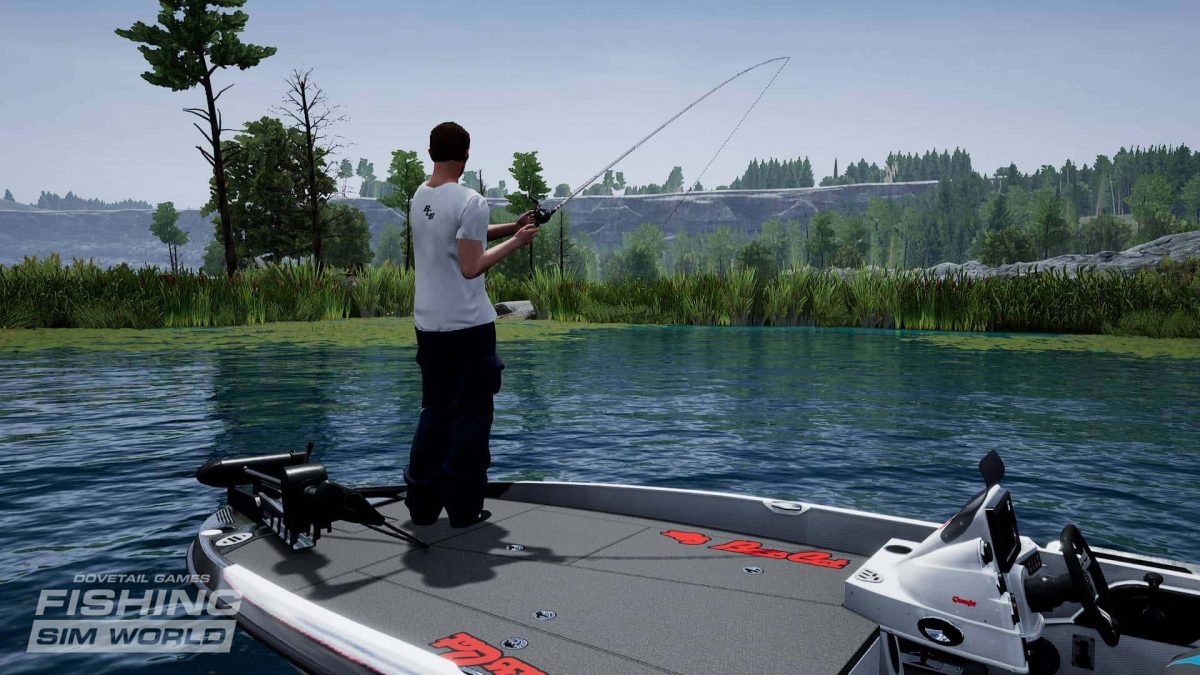 Fishing Sim World Pre-Order Title