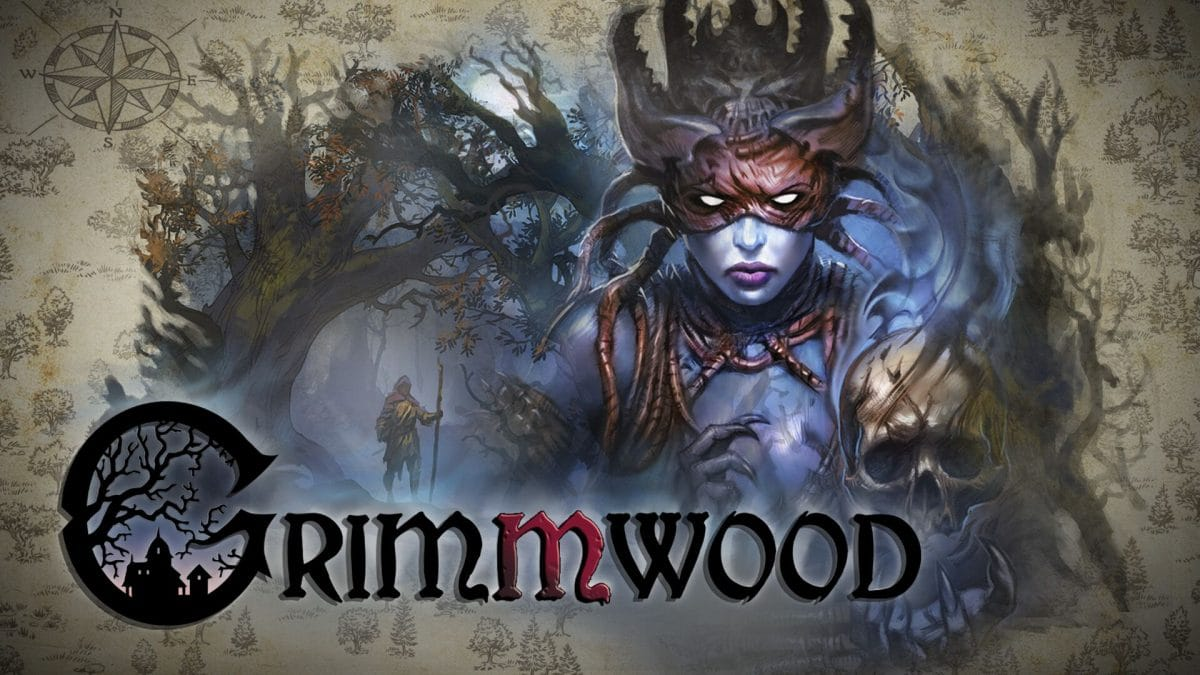 Grimmwood Survival RPG Title